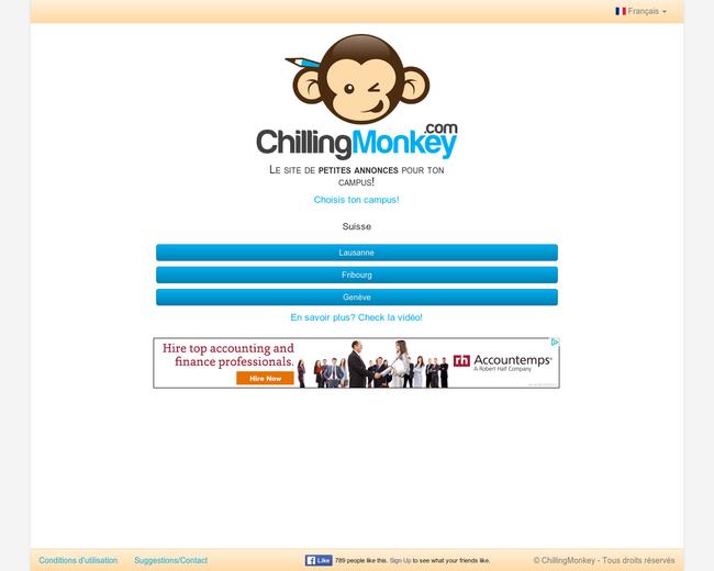 ChillingMonkey