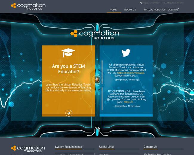 Cogmation Robotics