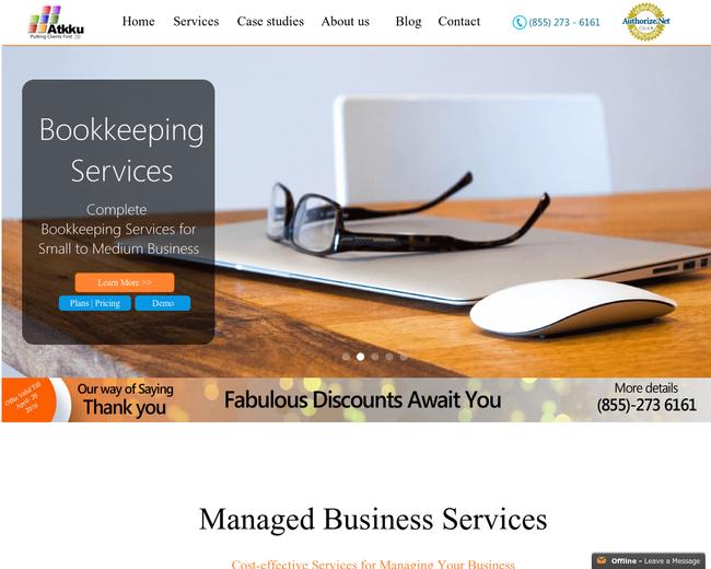 Atkku Services