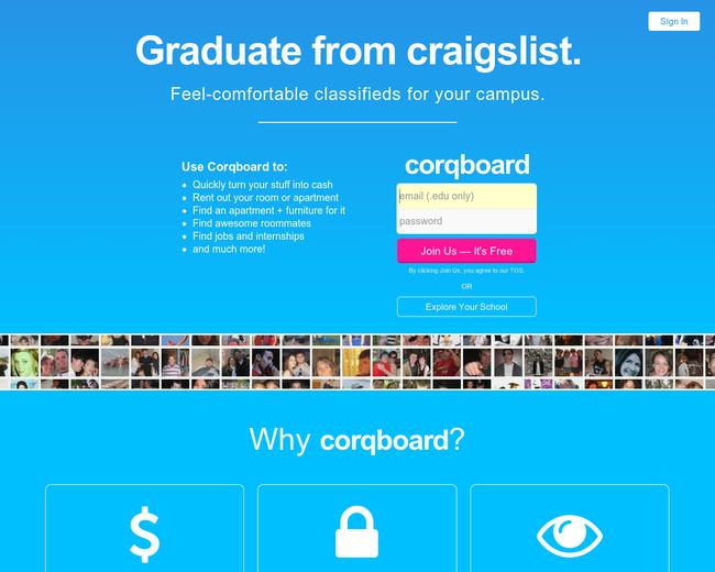 Corqboard.org