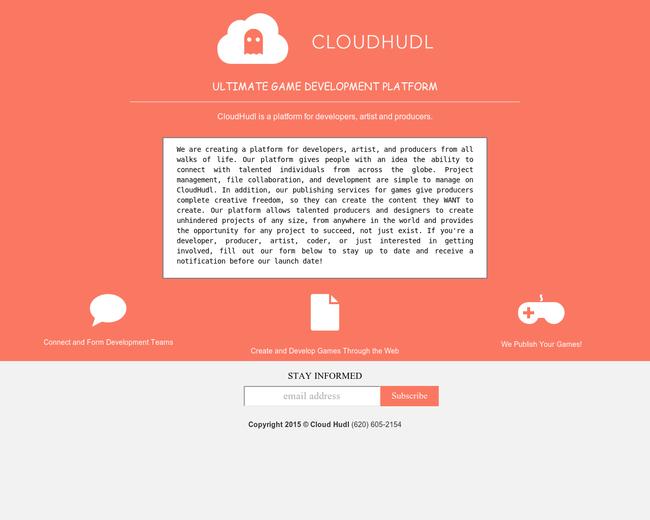 Cloud Hudl