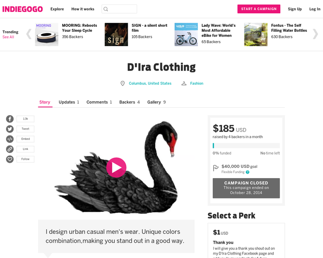 D'Ira Clothing