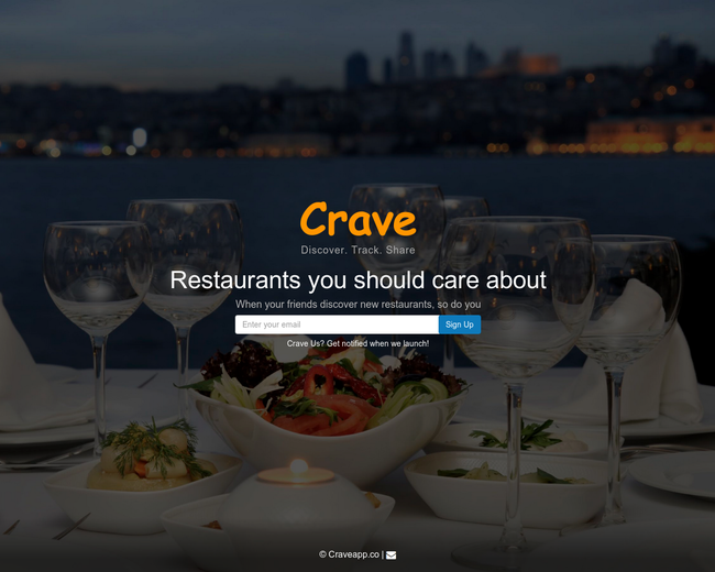 Crave App
