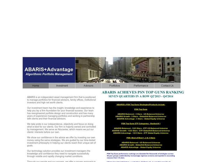 ABARIS Investment Management
