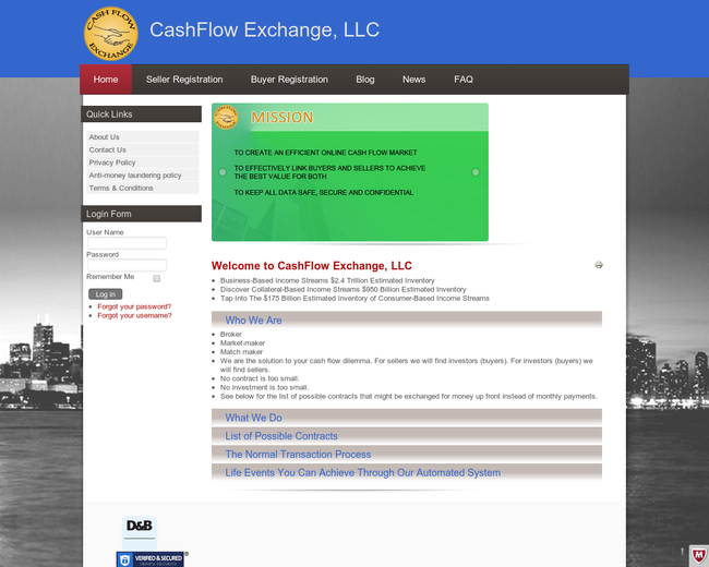 CashFlow Exchange
