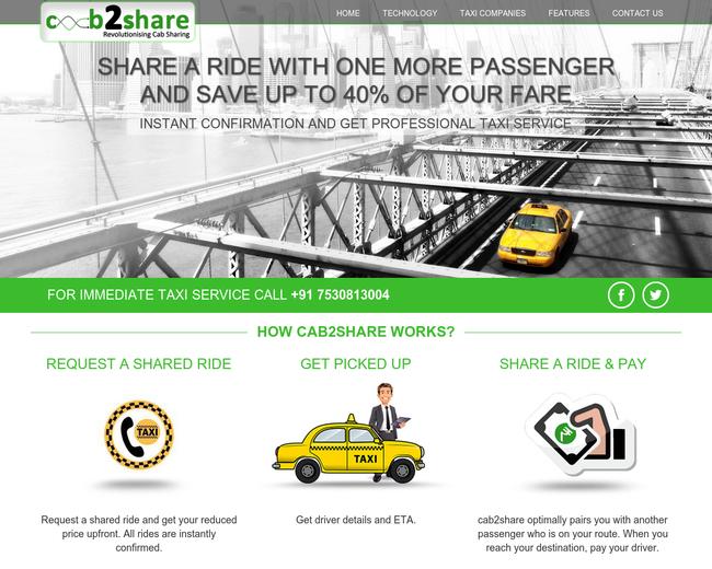 cab2share