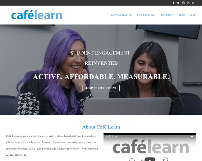 Cafe Learn