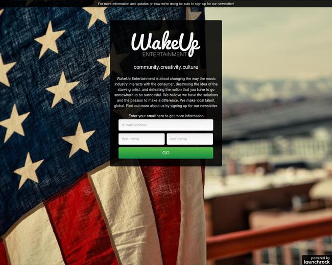 WakeUp Entertainment