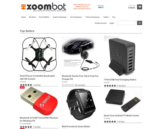 Y2 International Corp. DBA XoomBot
