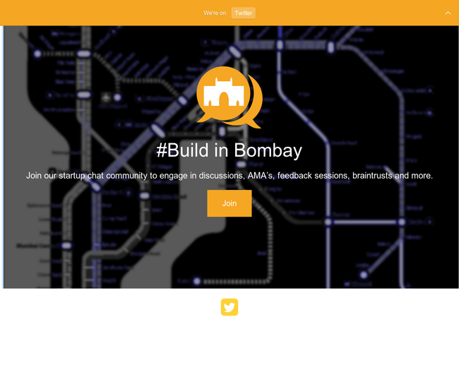 Build in Bombay