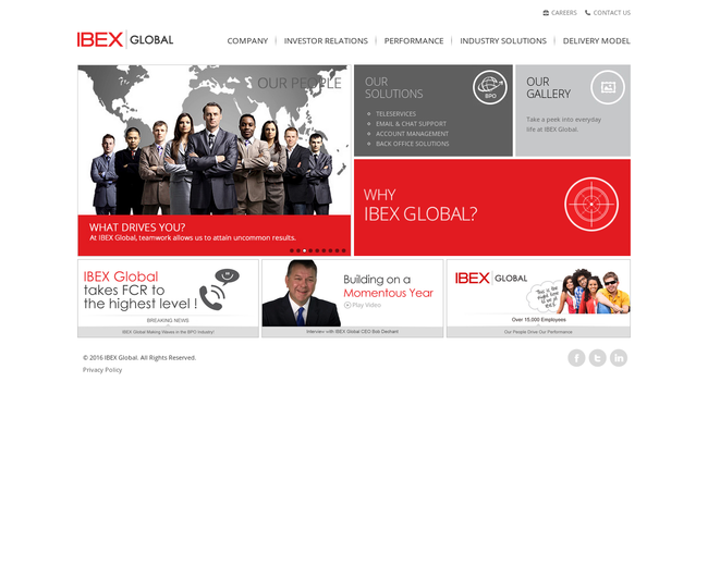 IBEX Global Solutions