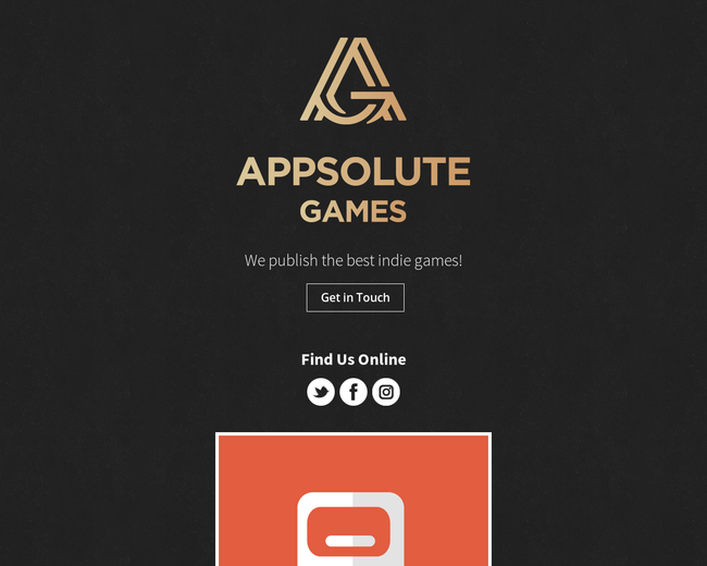 Appsolute Games