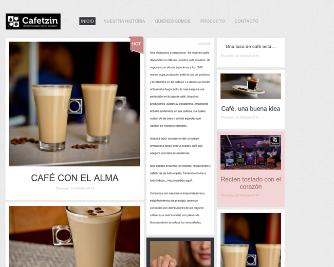 Cafetzin