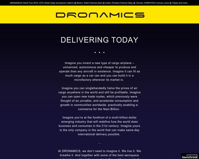 DRONAMICS