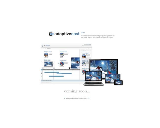 AdaptiveCast Media Solutions