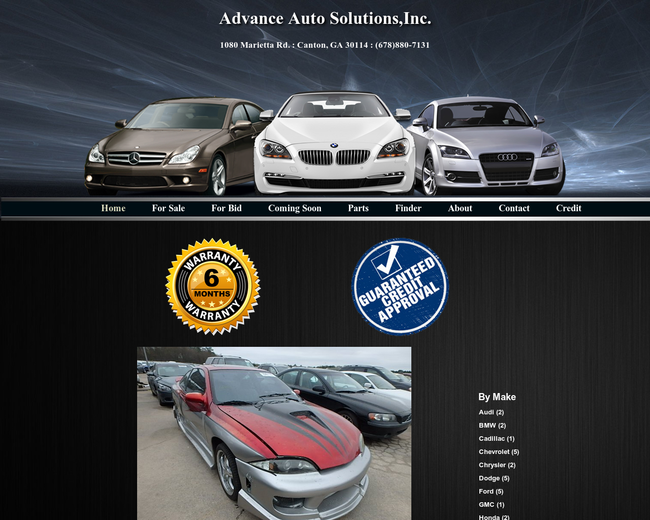 Advance Auto Solutions