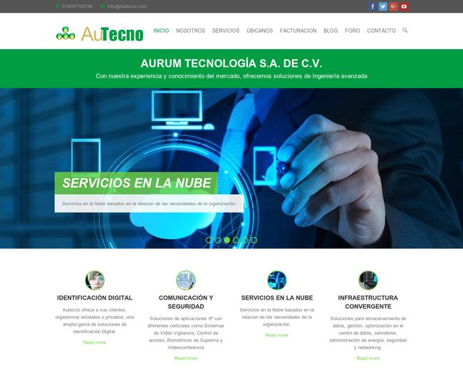 Aurum Tecnologia SA DE CV