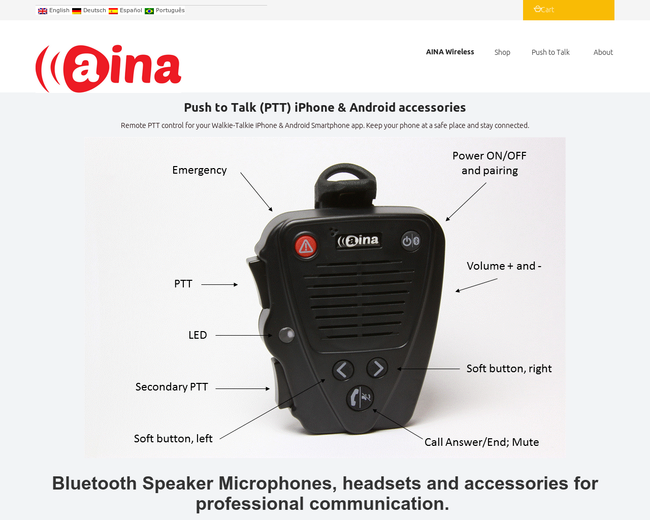 AINA Wireless