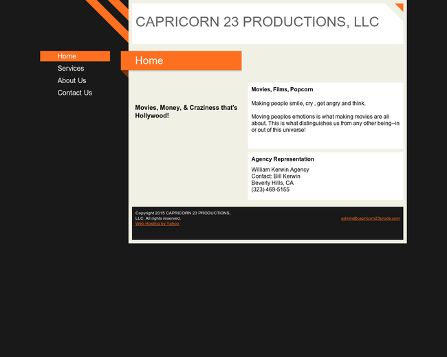 CAPRICORN 23 PRODUCTIONS