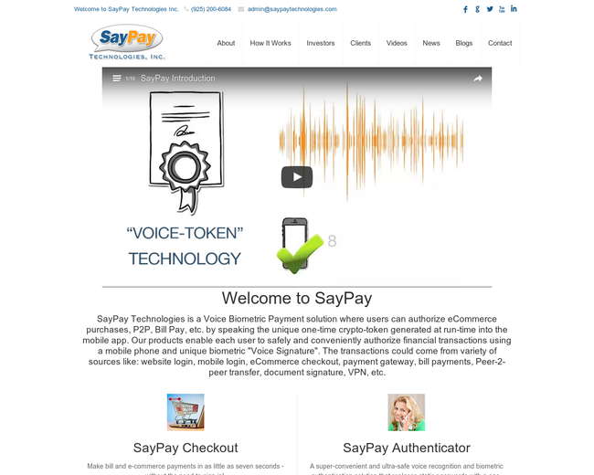 SayPay Technologies
