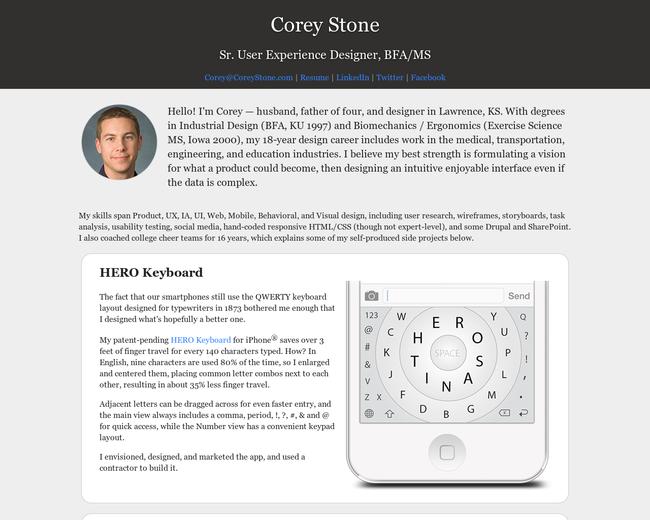 Corey Stone