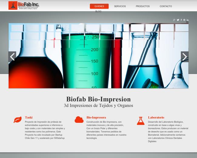 BioPrinter & Stem Cells