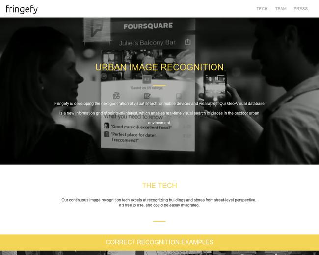 Fringefy