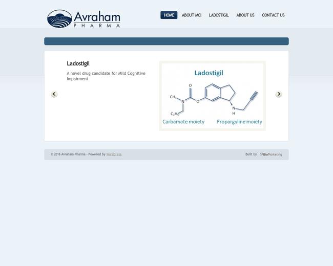 Avraham Pharmaceuticals