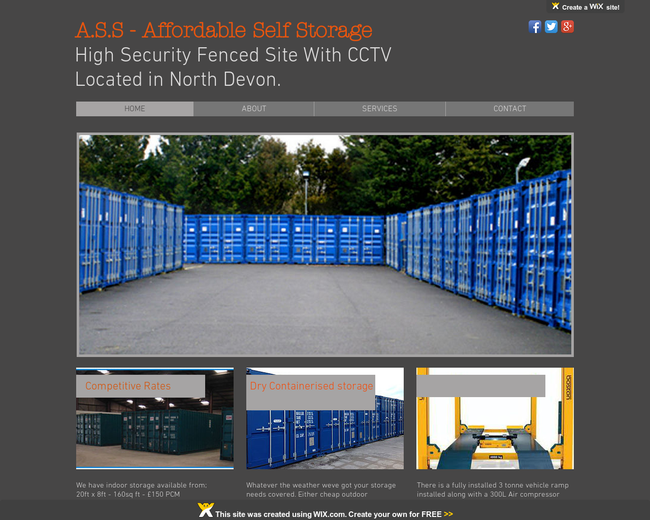 Affordable Self-Storage