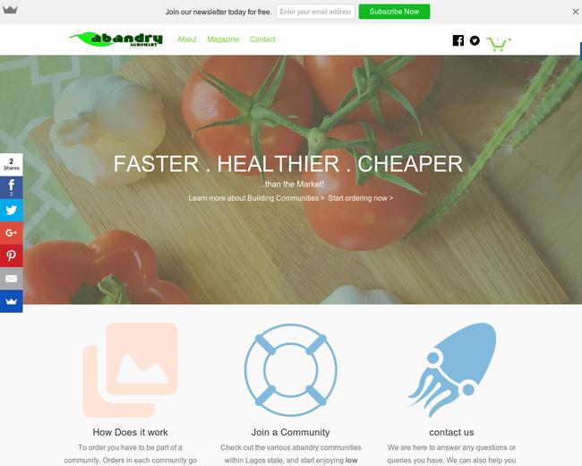 Abandry Agromart Ventures