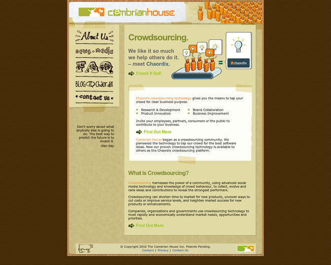 Cambrian House