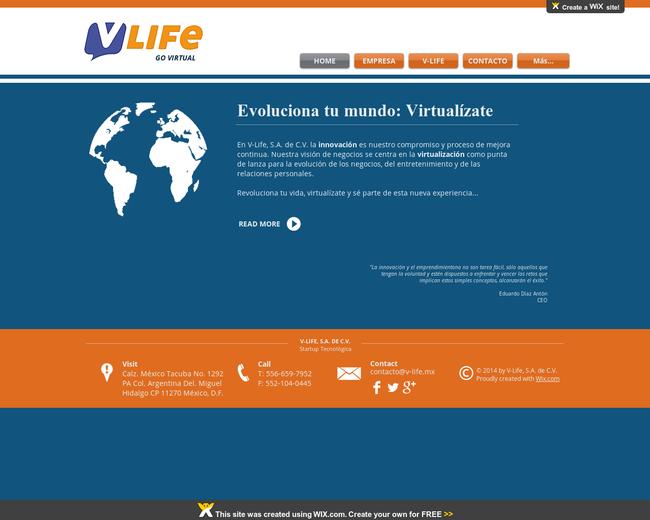 V-Life, S.A. de C.V.