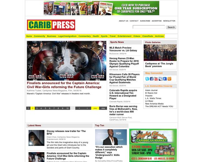 CaribPress