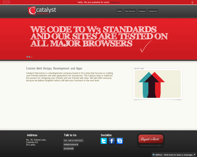 Catalyst Interactive