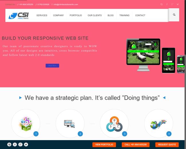 Climb Solutions Info