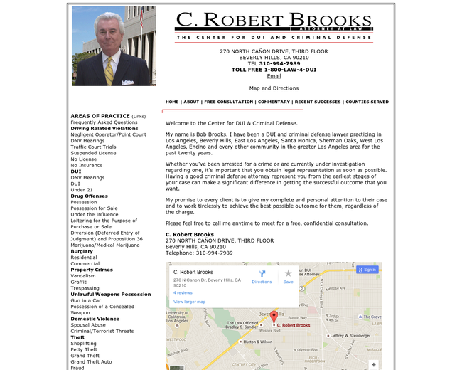 C. Robert Brooks