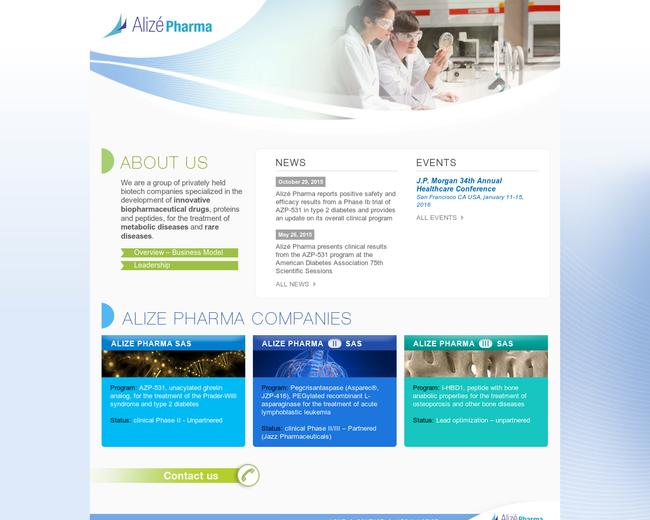 Alizé Pharma