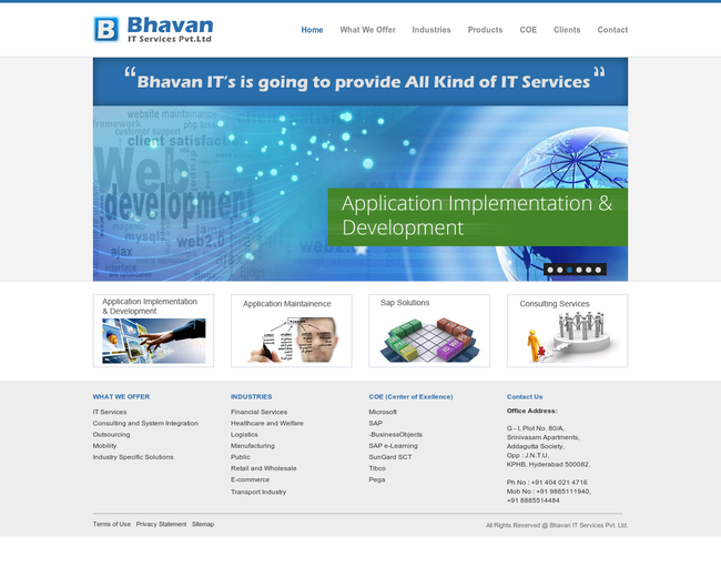 Bhavan IT Services Pvt.