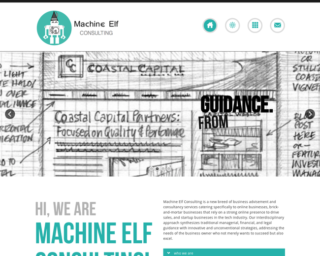 Machine Elf Consulting and Development