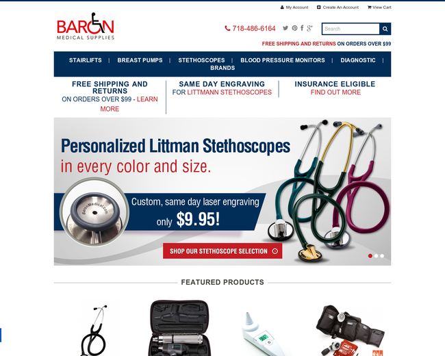 Baron Medical Supply