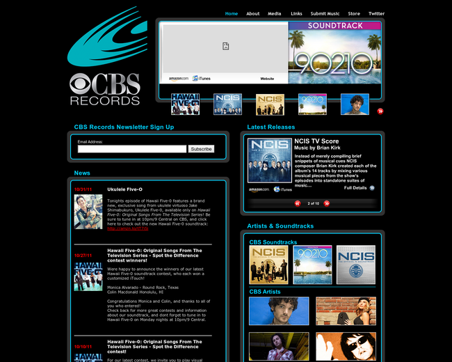 CBS Records