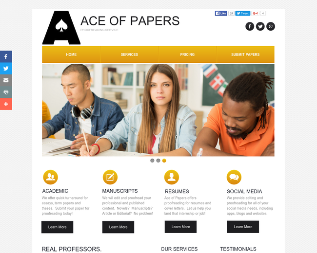Ace of Papers