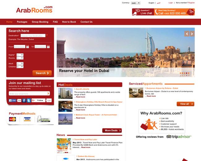 ArabRooms.com