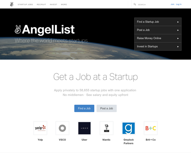 AngelList Enterprise Fund I