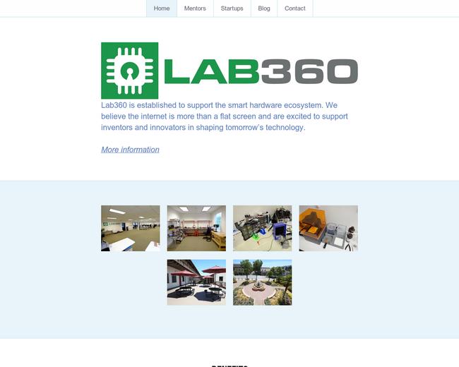 Lab360 Hardware Incubator