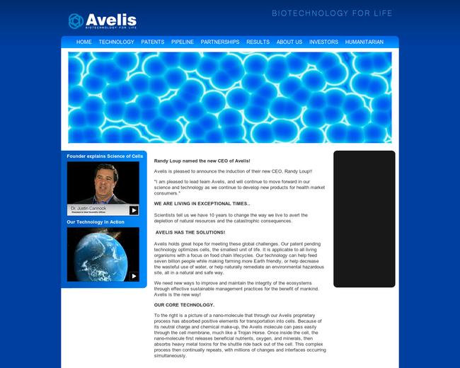 avelisbiotech.com