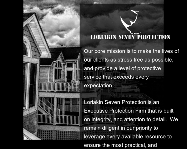 loriakin seven protection
