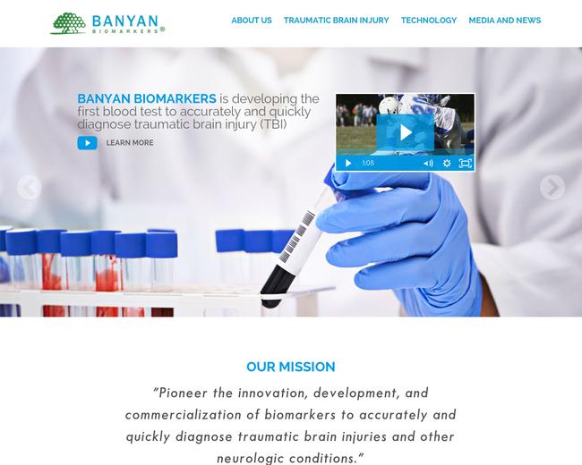 Banyan Biomarkers