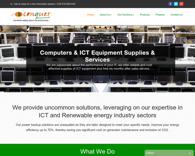 Conquer Technologies & Solutions