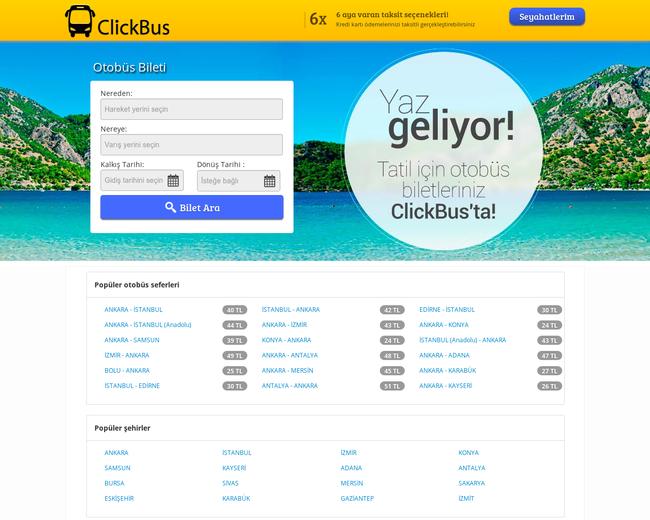 Clickbus Turkey